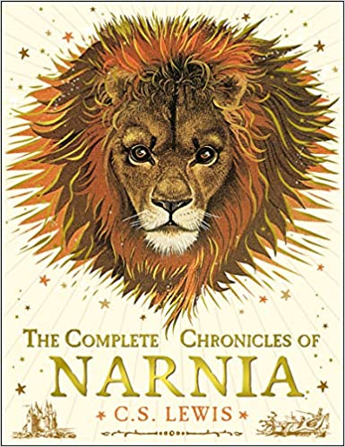COMPLETE CHRONICLES OF NARNIA - FULL COLOR