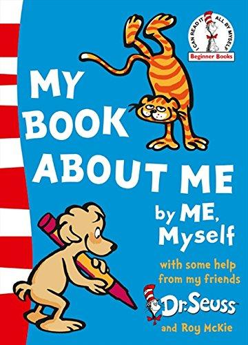 MY BOOK ABOUT ME