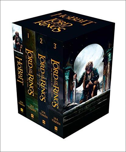 Hobbit-The Lord Of The Rings Box Set