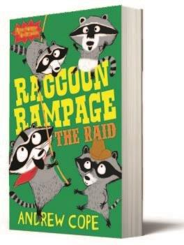 Raccoon Rampage - The Raid