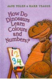 How Do Diasours Learn Colours And Numbers