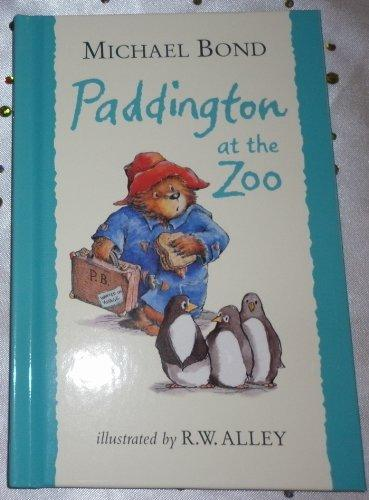 Michael Bond Paddington At Zoo