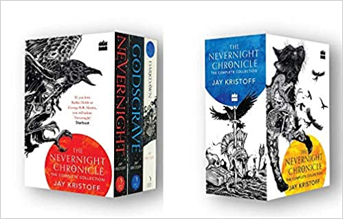 The Nevernight Chronicles: The Complete Collection