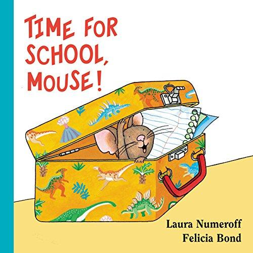 TIME FOR SCHOOL MOUSE