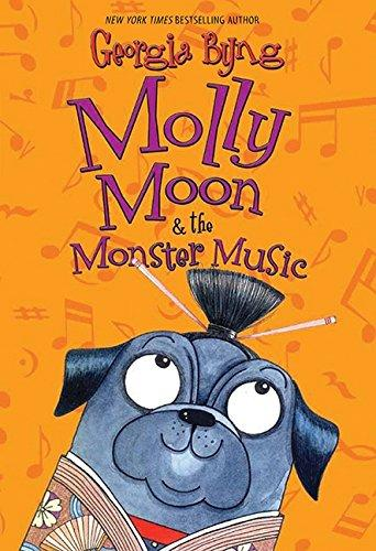 Georgia Byng Molly Moon & The Monster Music