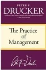 The Practice Of Management Peter Drucker