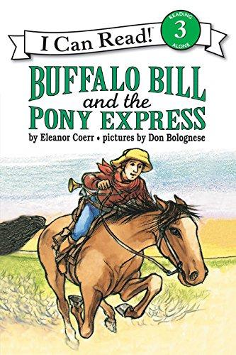BUFFALO BILL AND THE PONY EXPR