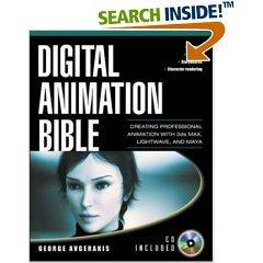Digital Animation Bible Cd Included