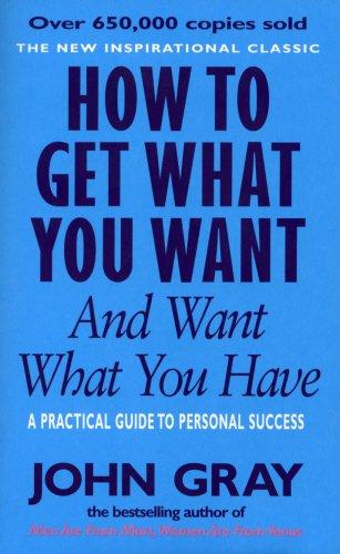 How To Get What You Want And W