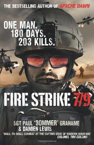 Fire Strike 7/9: One Man 180 Days 203 Kills.