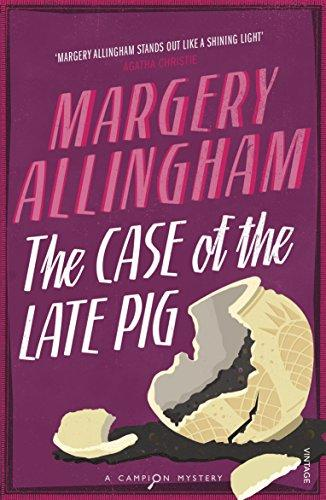 Case Of The Late Pig, The