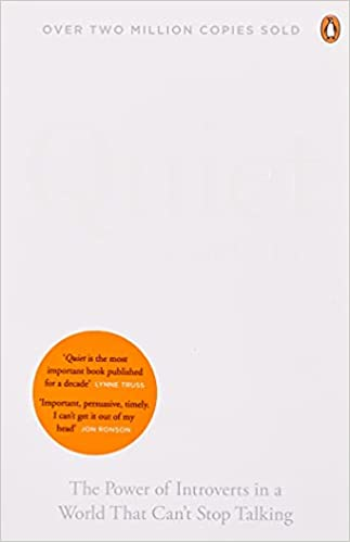 Quiet : The power of introvert
