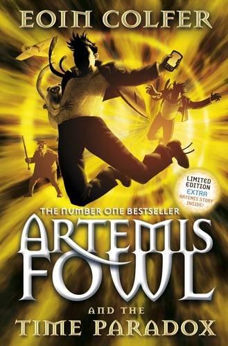 Artemis Fowl (6) & The Time Pa