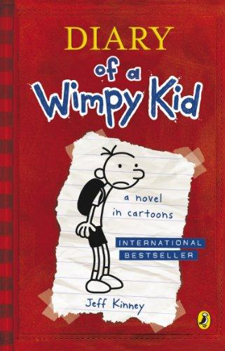 Diary of a Wimpy Kid 1 (L)
