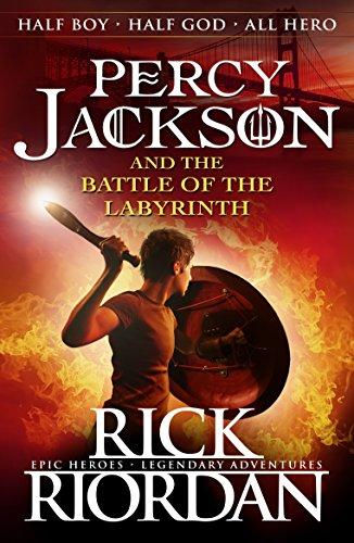 Percy Jackson (4) : Battle of