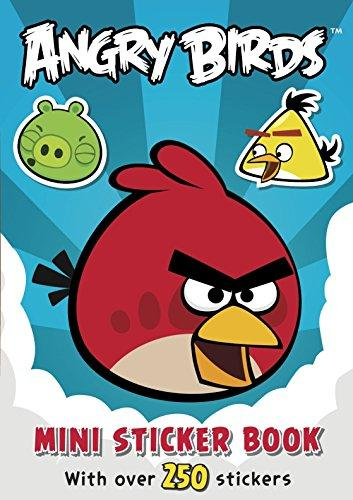Angry Birds : Mini Sticker Boo