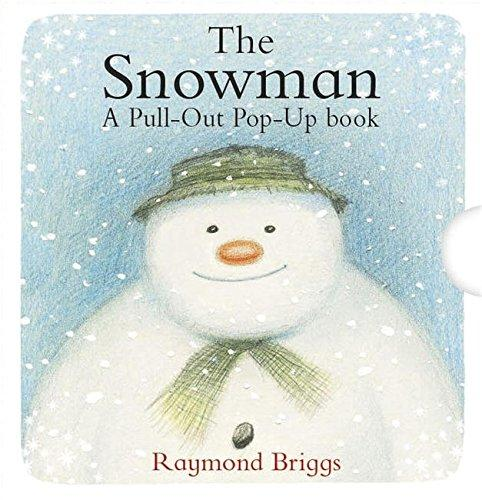 Snowman Pull-Out Pop-Up Book,