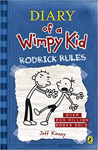 Diary Of A Wimpy Kid: Roadrick Rules