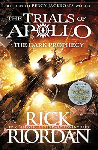 The Dark Prophecy (The Trials