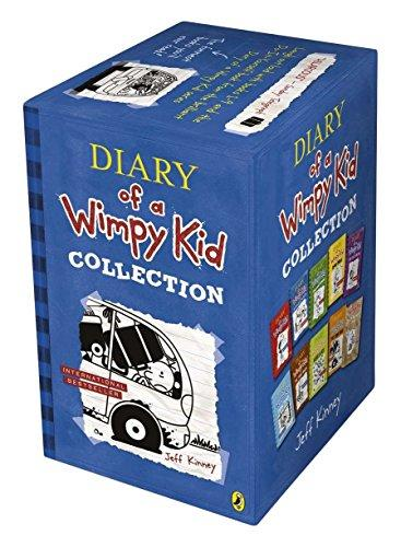 Diary of a Wimpy Kid 10 Book S