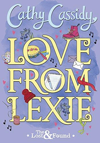 Love from Lexie (The Lost and