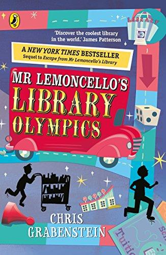 Mr Lemoncello's Library Olympi