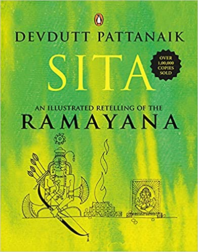 Sita : An Illustrated Retellin