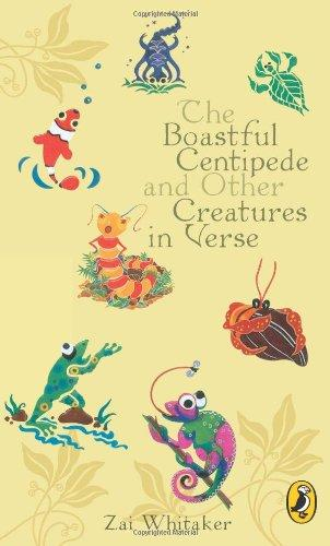 Boastful Centipede And Other C