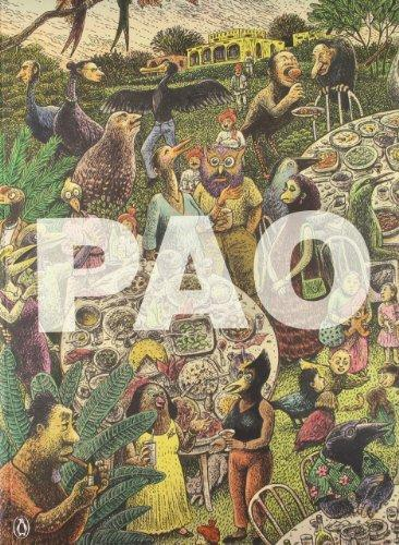 PAO : The Anthology of Comics