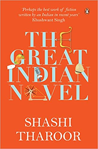 Great Indian Novel, The (PB)