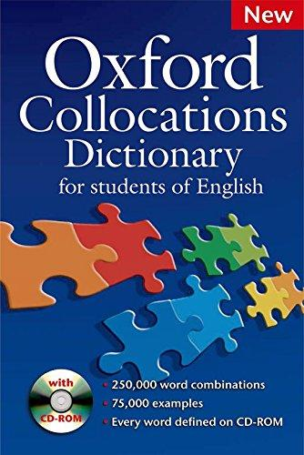 Oxford Collocation Dictionary For Students Of English W/Cd