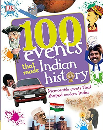 100 Events that made Indian hi