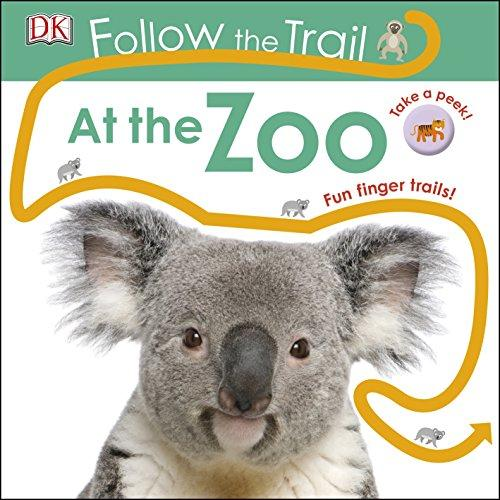Follow the Trail At the Zoo: T