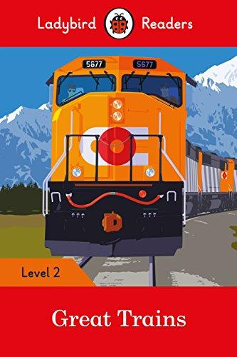Great Trains: LB Readers Level
