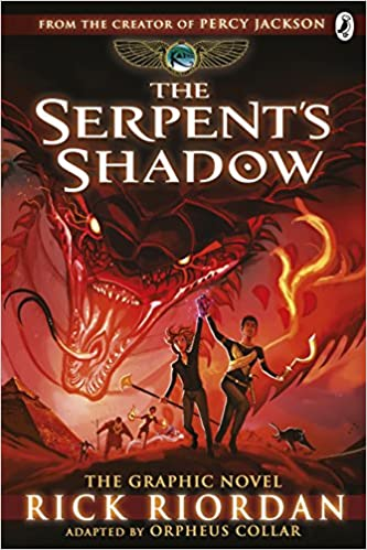 The Serpent's Shadow: The Grap