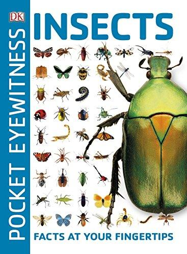 Pocket Eyewitness Insects: Fac