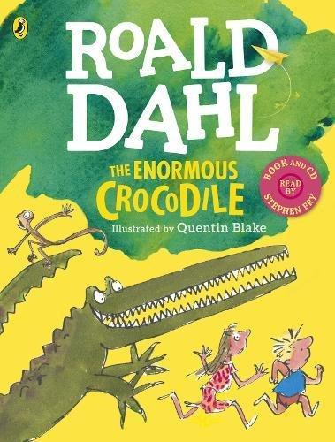 The Enormous Crocodile (Book a