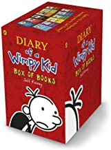Dairy Of A Wimpy Kid Boxset Box Of Books