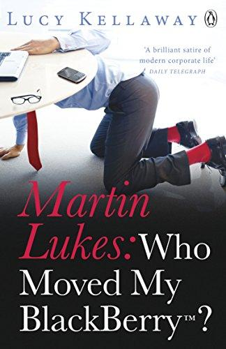 Martin Lukes : Who Moved My Bl