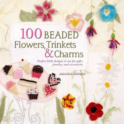 100 Breaded Flowers Charms And Trinkets