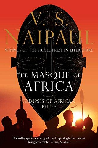 The Masque Of Africa - Paperback