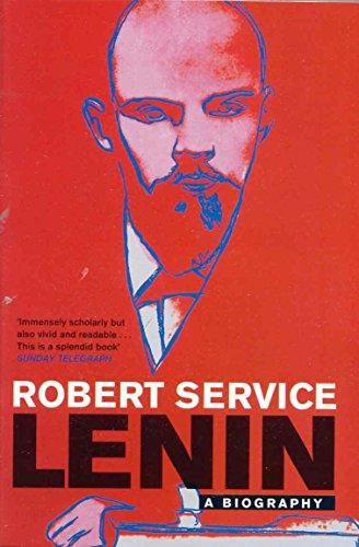 Lenin- A Biography