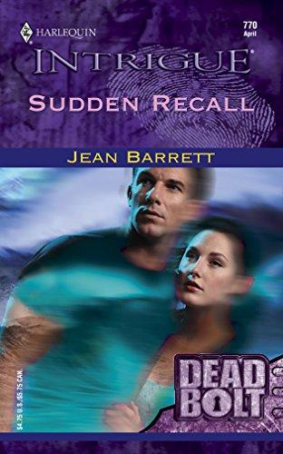 Sudden Recall (Silhouette Intrigue)