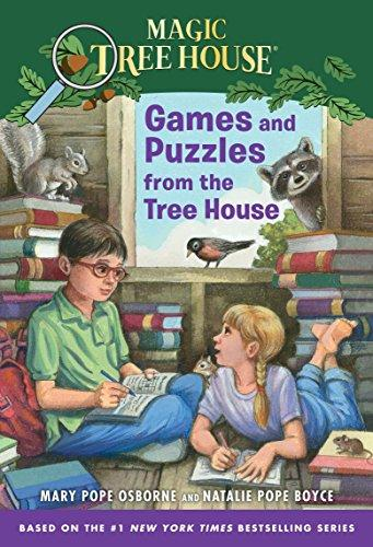 Magic Tree House: Games and Pu