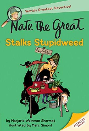 Nate the Great Stalks Stupidwe