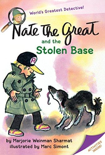 Nate the Great and the Stolen
