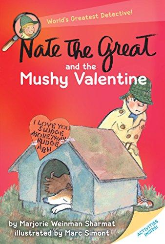 Nate the Great and the Mushy V