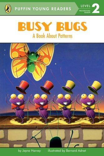 PYR LV 2 : Busy Bugs: A Book A