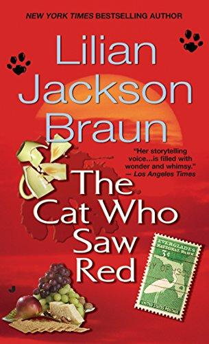 Cat Who Saw Red, The