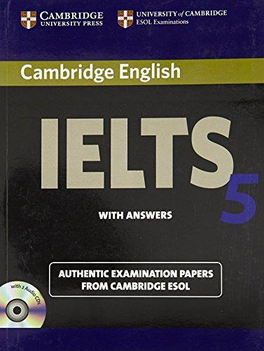 Camb English Ielts 5: With Answers With Cd